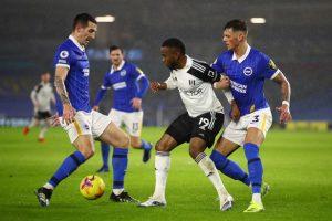 Brighton Hove Albion 0-0 Fulham