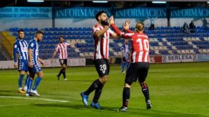 CD Alcoyano 1-2 Athletic Bilbao