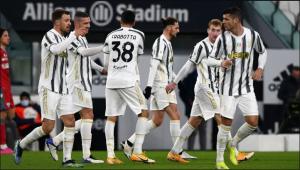 Juventus 4-0 Spal