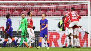 Mainz 3-2 RB Leipzig