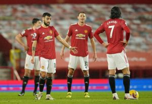 Manchester United 1-2 Sheffield United
