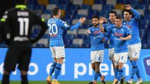 Napoli 4-2 Spezia