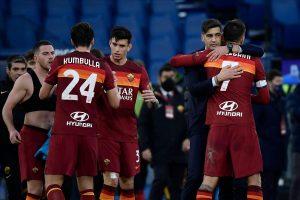 โรม่า 4-3 สเปเซีย