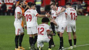 Sevilla 3-0 Valencia
