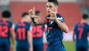 Almeria 0-1 Sevilla