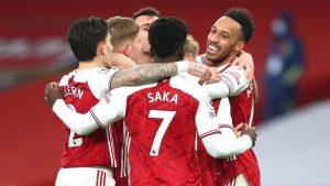 Arsenal 4-2 Leeds United