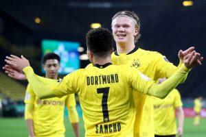 Borussia Dortmund 3-2 SC Paderborn 07