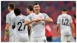 EL Ahly 0-2 Bayern Munchen