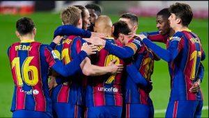 FC Barcelona 3-0 Elche