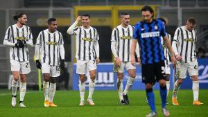 Inter Milan 1-2 Juventus