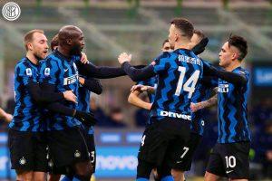 Inter Milan 3-1 Lazio