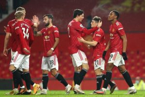 Manchester United 9-0 Southampton