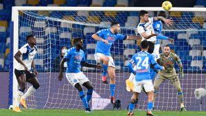 Napoli 0-0 Atalanta