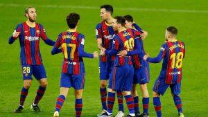 Real Betis 2-3 FC Barcelona