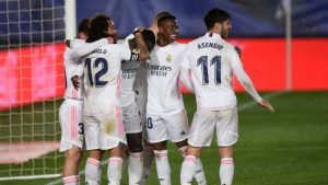 Real Madrid 2-0 Getafe