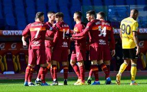 Roma 3-0 Udinese