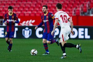 Sevilla 2-0 FC Barcelona