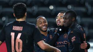 Swansea City 1-3 Manchester City