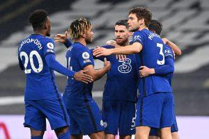 Tottenham Hotspur 0-1 Chelsea
