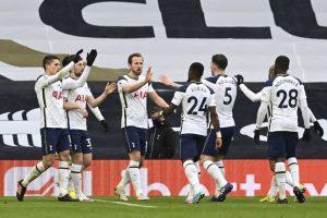 Tottenham Hotspur 2-0 West Bromwich