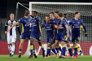 Verona 2-1 Parma