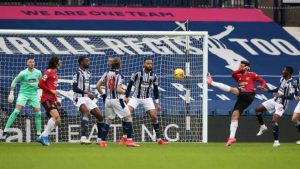 West Bromwich 1-1 Manchester United