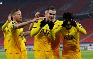 Wolfsberger 1-4 Tottenham Hotspur