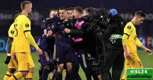 Dinamo Zagreb 3-0 Tottenham Hotspur