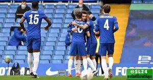 Chelsea 2-0 Sheffield United