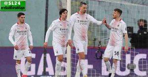 Fiorentina 2-3 AC Milan