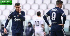 Juventus 0-1 Benevento
