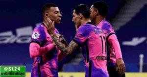 Lyon 2-4 Paris Saint Germain