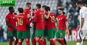 Portugal 1-0 Azerbaijan