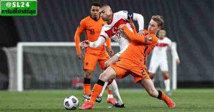 Turkey 4-2 Netherlands