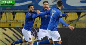 Italy 2-0 Northern Ireland