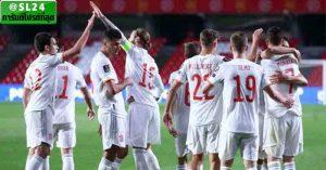 Spain 1-1 Greece