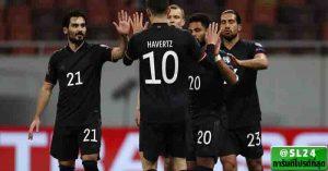Romania 0-1 Germany