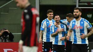 AC Milan 0-1 Napoli