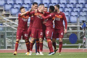 AS Roma 1-0 Genoa