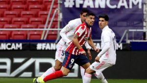 Atletico Madrid 1-1 Real Madrid