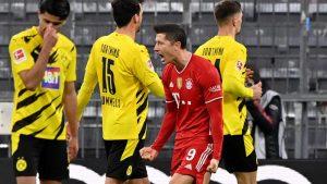 Bayern Munchen 4-2 Borussia Dortmund