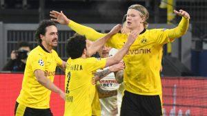 Borussia Dortmund 2-2 Sevilla