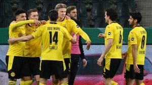 Borussia Monchengladbach 0-1 Borussia Dortmund