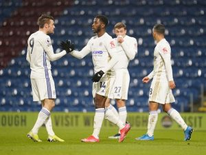 Burnley 1-1 Leicester City