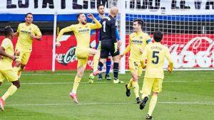Eibar 1-3 Villarreal