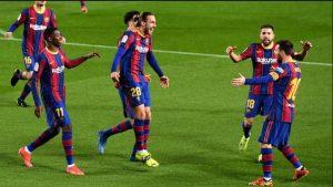 FC Barcelona 4-1 SD Huesca
