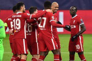 Liverpool 2-0 RB Leipzig