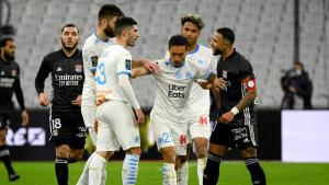 Marseille 1-1 Lyon
