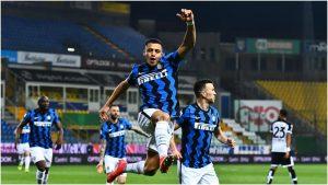 Parma 1-2 Inter Milan
