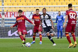 Parma 2-0 AS Roma